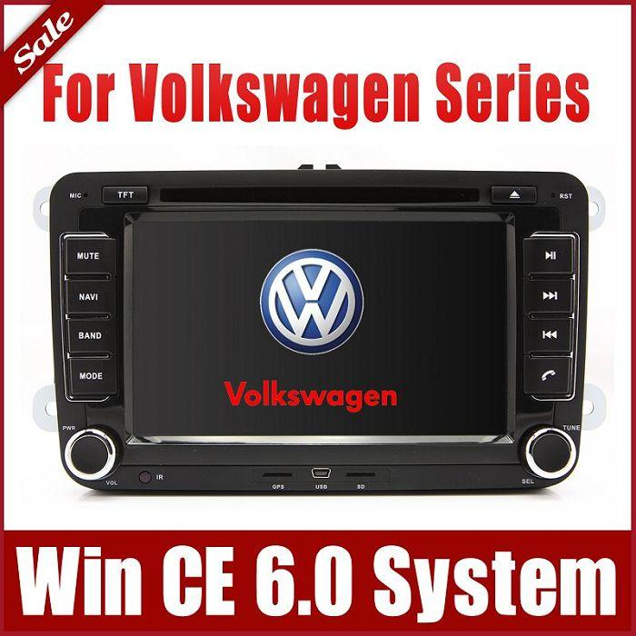 7 Car Dvd Player Gps Navigation For Vw Volkswagen Tiguan