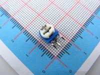 Wholesale 500pcs Vertical Trimmer Potentiometer RM K ohm Trimmer Resistors Variable adjustable Resistors RM063 K