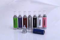 Precio más bajo cigarrillo Electrónico MT3 atomizador cigarrillo electrónico EVOD MT3 ego clearomizer e cig cartomizer para el ego de la batería de mayoreo envío gratis