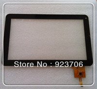 other N/A 10.1'' display 10.1 inch Capacitive touch panel touch digitizer for Android tablet PC Code: MF-187-101F white or black Big discount !