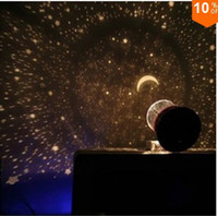 Wholesale NOVElty househould Romantic small night light automatic rotation with Music Star Iraqis projector
