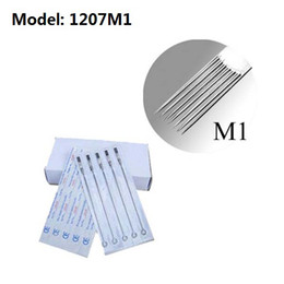 Wholesale 7M1 Single Stack Magnum Sterile Disposable Tattoo Needle Supply M1 Sold In Of