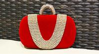 Cheap Shoulder Bags evening clutch bag Best Women Plain handmade crystal handbags