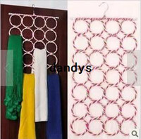 Wholesale Scarf rack towel rack display rack ring hanger dandys