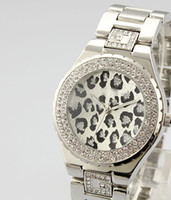 analog status - Ladies watch watch dial leopard print ladies watch dial plate g word status trend Fashion lady watch