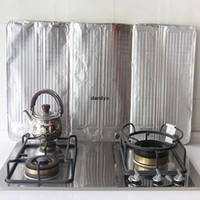 aluminum kitchen utensils - Quality oil aluminum foil oil buffer type stove water resisting oil separating paper oil plate kitchen utensils dandys