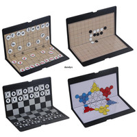 Wholesale Cat portable magnetic drauhghts chinese chess a good helper dandys