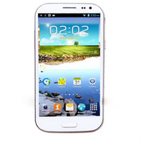 5.0 Android 1G Hot Sale! Fashion SG White Feiteng H9500 MTK6589 S4 Quad Core Android 4.2 MTK6589 5.0 Inch HD IPS Screen 5.0MP Front Camera