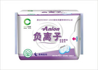 Cheap 3pcs Negative ion sanitary napkin soft cotton night magnetic negative ion chip ultra-thin automatic cleaning Magnetotherapy