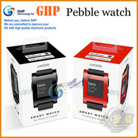 Wholesale 2014 Original Spot authentic Original Pebble Watch electronic paper screen smart android Pebble Bluetooth Watch