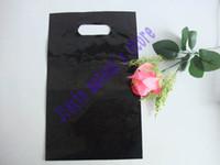 Wholesale Hot sale New brand makeup Plastic bag Black bag