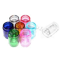 Wholesale Healthy Pyrex Glass Tubes for Protank protank protank aerotank Clearomizer Glass Tubes Atomizer Replacement Parts