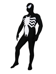 Spandex Zentai Spiderman costume movie hero costume dress leotard dress Halloween props