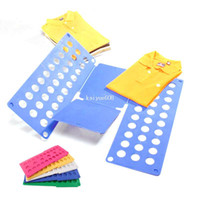 Wholesale Magic Fast Speed Folder Clothes Shirts Folding Board for kids