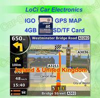 7 sd igo gps maps - The latest GB SD TF card with car IGO Primo GPS Navigator map for Ireland United Kingdom
