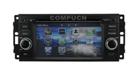 """DVD Player,Bluetooth,Built-in GPS,CD Pla In-Dash CN-6021D 6.1"""" Car DVD Headunit For DODGE NITRO 2007-2010 With GPS Navigation Radio Bluetooth Phonebook TV iPod, FREE Shipping+Map+Gift"""