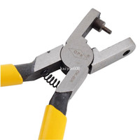 Wholesale Leather Strap Watch Band Belt Hole Punch Pliers Tool