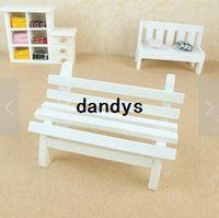 home furniture decoration - Zakka mini wooden small chair small furniture props home decoration small decoration dandys