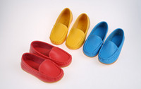 Girl Summer Leather Drop shipping! children shoes,solid color baby shoes,toddler shoes Korean charm kids shoes,wholesale walker casual shoes.5pairs 10pcs.ZM