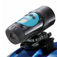 HDD / Flash Memory bulk meter - Bulk Sales HD P Sports Action Video Camera DV helmet camcorder AT18A meters waterproof diving camera