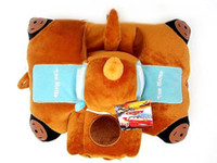 Unisex toy tow trucks - High Quality Pixar Cars Tow Mater Truck cm Cushion Pillow Plush Toy Fig