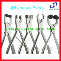 Wholesale High Quality Glasses AB Lenses Pliers AB30 AB37 AB38 AB39 AB40