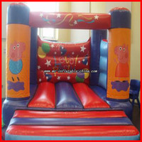 Wholesale inflatable moonwalk