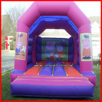 Wholesale castle bouncy