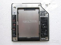 Wholesale SATA nd HDD caddy fo DELL Latitude D610 D620 D630 D400 D500 D505 D510 D600