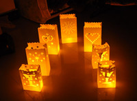 Cheap Personalized Wedding Favors candle bags Best 26X15X9CM paper paper candle bag