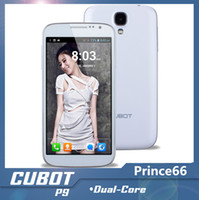 Cubot Android 512M Original Cubot P9 Cubot phone 5.0 inch QHD screen Android 4.2 OS MTK6572W Dual Core Smartphone ROM 4GB RAM 512MB 8.0MP Camera 3G GPS WCDMA