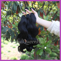 Wholesale new virgin bulk brazilian braiding hair Joyful Queen body wave bulk human hair b oz piece