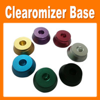 Wholesale Colorful Clearomizer Base Atomizer Stand Metal Holder for Clearomizer via ePacket