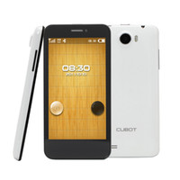 "CUBOT Cellphone GT99 4. 5"" Android MTK6589 Quad Core Dua..."