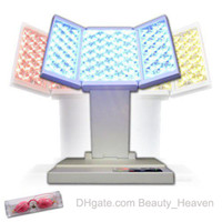 Wholesale 2014 NEW pdt led bio light therapy beauty equipment led machine for skin rejuvenation acne removal