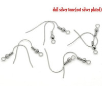 Other Copper Easter Free shipping!Ear Wire Hook With Spring and Ball For Jewelry Making Craft DIY