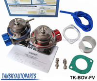 Intake & Exhaust Valve aluminum valve - Tansky GREDDY BOV Universal mm Type FV Style Aluminum Blow Off Valve PSI Have in stock TK BOV FV