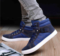Lace-Up Men Spring and Fall 2014 Free Shipping New Men Sneaker Winter Fashion Casual Lace-up Skateboard Men Shoes Breathable Canvas Men Shoes XMR090