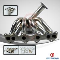 Wholesale Top Mount Turbo Manifold for Toyota JZ GTE VVTI JZX100 Supra GS300 JZX100 L T3 T4
