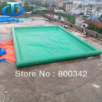 Wholesale Fast delivery free shipment hot seller x9m inflatable pools