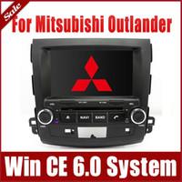 car dvd player for mitsubishi outlander - 8 quot In Dash Car DVD Player for Mitsubishi Outlander with GPS Navigation Radio Bluetooth TV USB SD AUX Audio Video Stereo Sat Nav