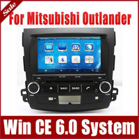 2 DIN car dvd player for mitsubishi outlander - 8 quot Auto Radio Car DVD Player for Mitsubishi Outlander with GPS Navigation Radio Bluetooth TV USB SD G Auto Multimedia Audio Video Navigator