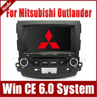 2 DIN car dvd player for mitsubishi outlander - 8 quot Din Car DVD Player for Mitsubishi Outlander with GPS Navigation Radio Bluetooth TV FM USB SD AUX Map G Auto Audio Video Stereo Sat Nav