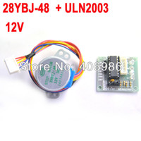 FZ0535 Guangdong, China (Mainland)  28YBJ-48 12V DC Stepper Motor + ULN2003 Driver Board FZ0535