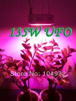 Wholesale QUAD BAND W LED Grow Light Hydroponic Plant Grow Light Indoor Hydroponic System Plant UFO W led light