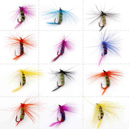 discount trout flies 12 | 2016 trout flies 12 on sale at dhgate, Fly Fishing Bait