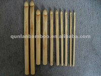 Wholesale Bamboo crochet hook needles