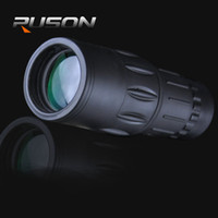 Cheap Ruson 16x52 double telescope monocular telescope outdoor telescope small bird mirror