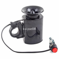 Wholesale 6 Sounds Ultra loud Bicycle Bike Electronic Bell Horn