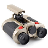 Wholesale 1Pcs New X mm Surveillance Scope Night Vision Binoculars